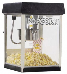 Image of the Global Popcorn Popper 4 Ounce