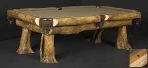 Ironwood Rustic Pool table