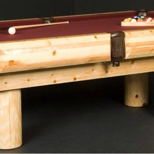 Ponderosa Pine Pool Table