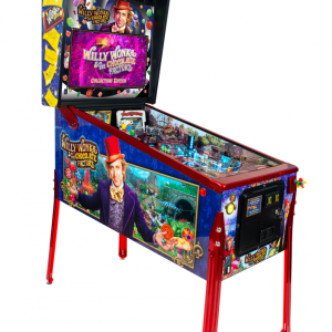 Willy Wonka Pinball