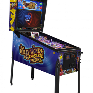 Willy Wonka Pinball Machine Standard